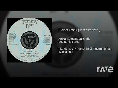 Planet Rock Trio The In Crowd - Top401965 & Soulsonic Force - Topic | RaveDJ