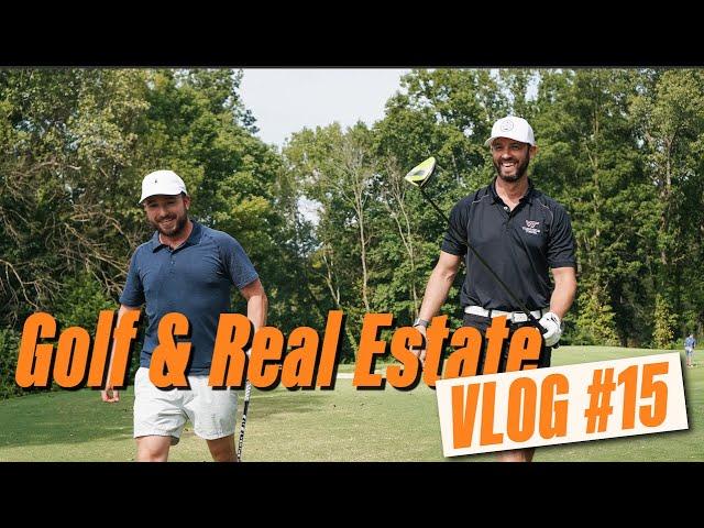 Golf & Real Estate w/ Chris Ramsey | VLOG #15