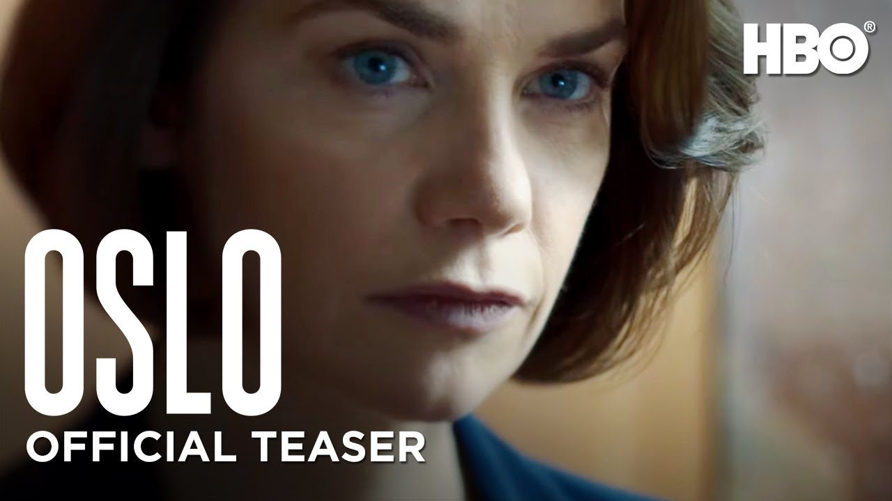 Oslo: Official Teaser | HBO - YouTube