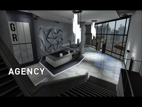 CS:GO - новая карта Agency!