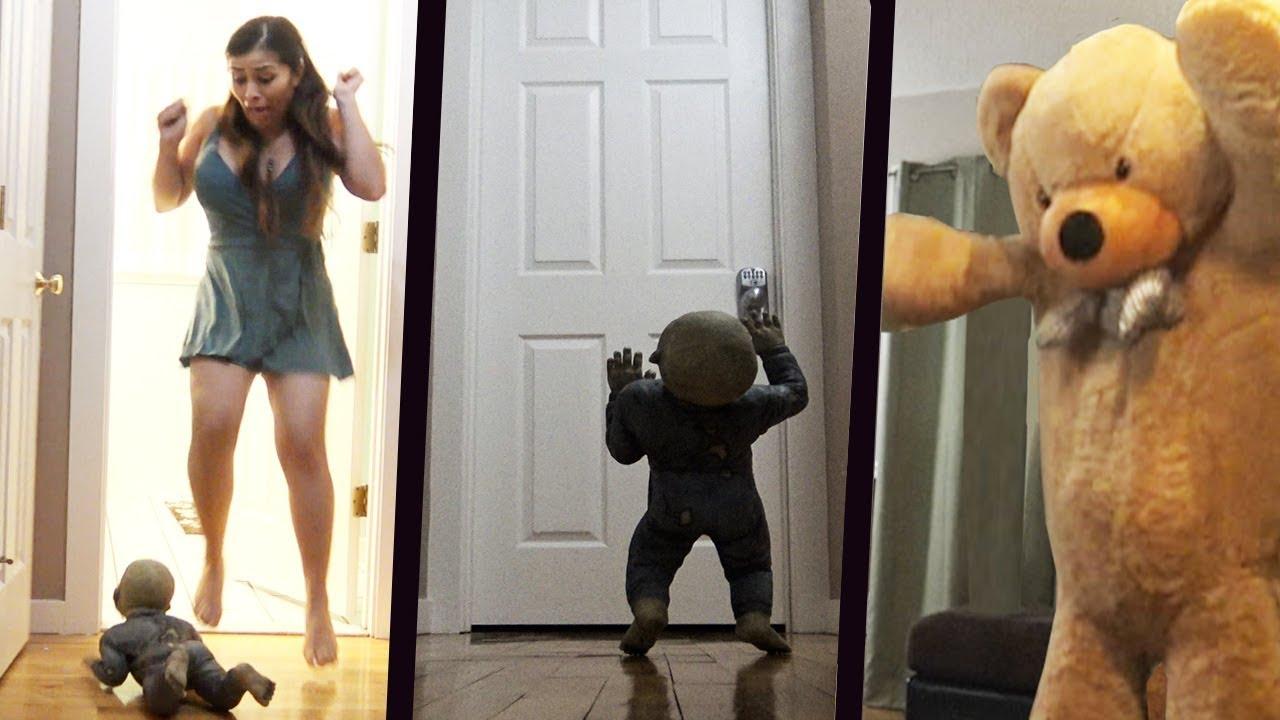 Karı Koca Gizli Kamera Şakalaşmaları - Gülme garantili