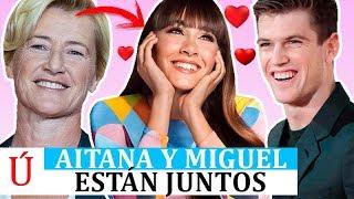Ana Duato 'confirma' la relación de Aitana y su hijo, Miguel, después de los rumores con Cepeda   OT