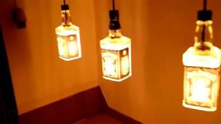 Jack Daniel's Lamp Recycling