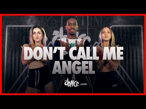 Don't Call Me Angel - Ariana Grande, Miley Cyrus | FitDance SWAG (Official Choreography)