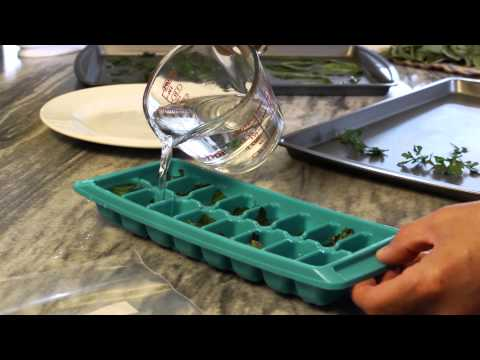Make How to Store Fresh Herbs |  At Home With P. Allen Smith Images