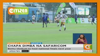New winners crowned in Mombasa in Chapa Dimba Na Safaricom