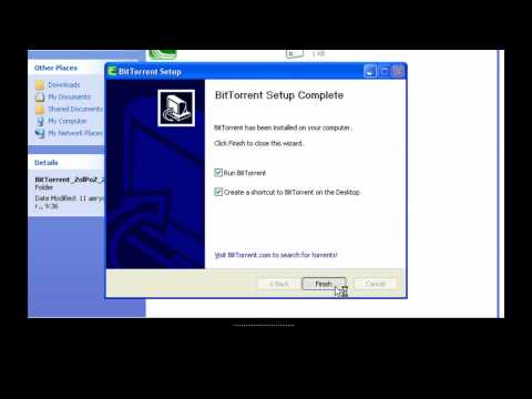 How to download in BitTorrent [tutorial] /how to download games ,software  HD