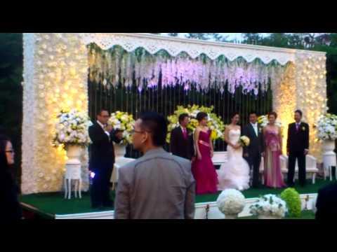 Willy Kevinda Mc Erick Amel Garden Wedding Youtube