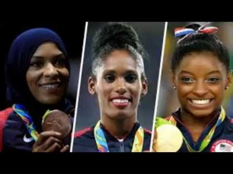 America's Black Female Athletes Make History In Rio-Rio Olympics 2016