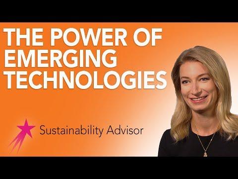 Sustainability Advisor: My Dream Project - Michaela Rose Career Girls Role Model