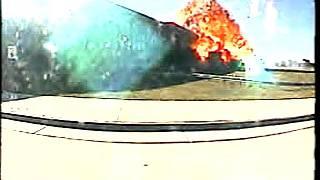 Pentagon Attack Footage -