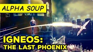 Igneos: The Last Phoenix - alpha game demo playthrough (PC gameplay)