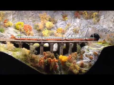 Le Suisse-Express au Gothard