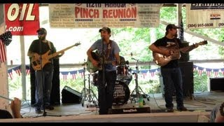 "Davisson Brothers Band at Pinch Reunion, ""Hills of West Virginia."""