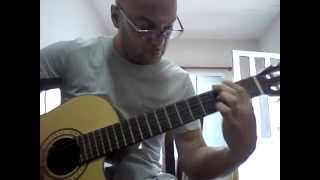 The logical song guitar fingerstyle