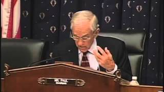 Congressional Hearing Gold Transparency Act 2011