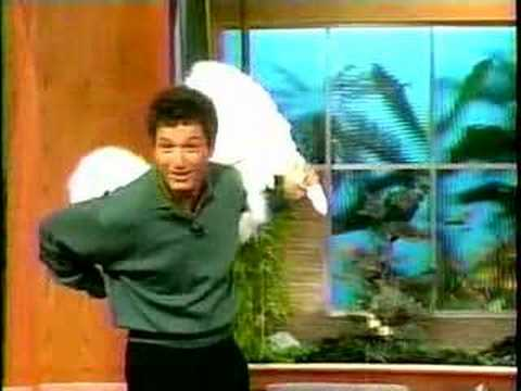 Brad Everett Young on Howie Mandel