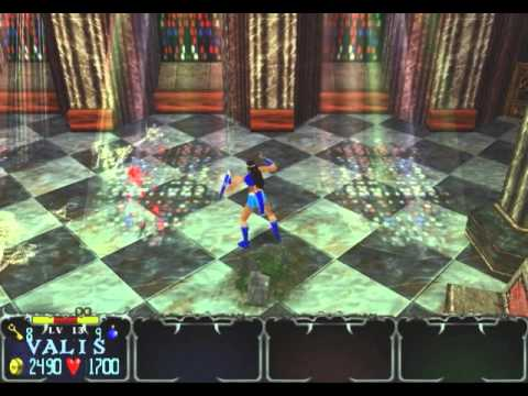 PS2 Longplay [089] Gauntlet Dark Legacy (part 1 of 4)