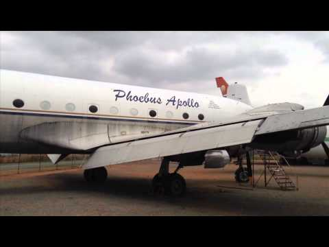South African Airlines Museum HD