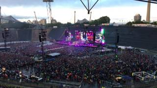 06 Coldplay - Paradise (Live @ Olympiastadion - München / Munich - 06.06.2017) Mp3