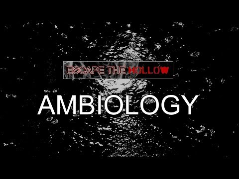 JvR - Escape The Hollow - 'Ambiology' lyric video