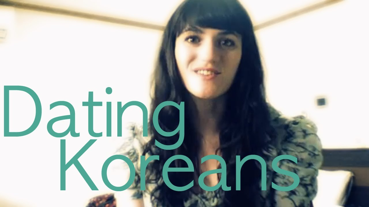 Things to know when dating a korean man