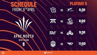 DWG KIA vs T1 - APAC North 2021 - Stage 1 - Playday 5
