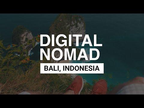 DIGITAL NOMAD IN BALI