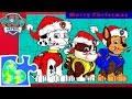 PAW PATROL CHRISTMAS PUZZLE GAME FOR KIDS! Paw Patrol feliz navidad!