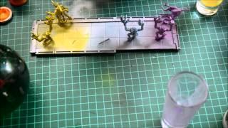 Como diliur la pintura para el aerografo