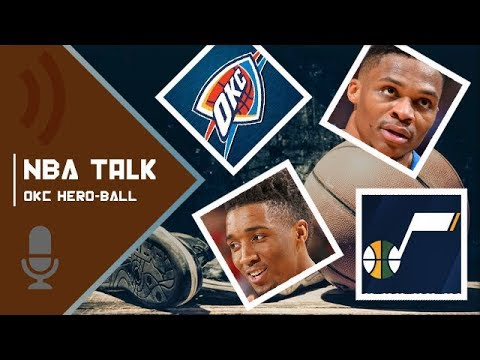 NBA Talk [Deutsch]: Die Oklahoma City Thunder spüren den Jazz der Utah