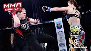 DFN 5: Joanna Przewłócka vs Paulina Kosakowska