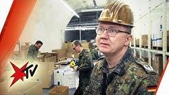 Atombombensichere Bundeswehr-Anlage: Die größte unterirdische Apotheke der Welt | stern TV