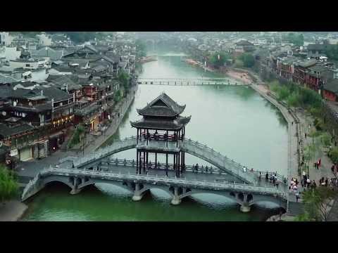Fenghuang (Phoenix) Ancient Town, Hunan, China