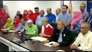 Six names submitted for Semenyih polls