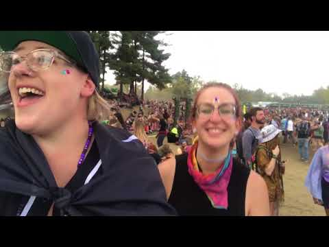 Lost Lands Music Festival; Thornville, Ohio, September 28 - October 1, 2017