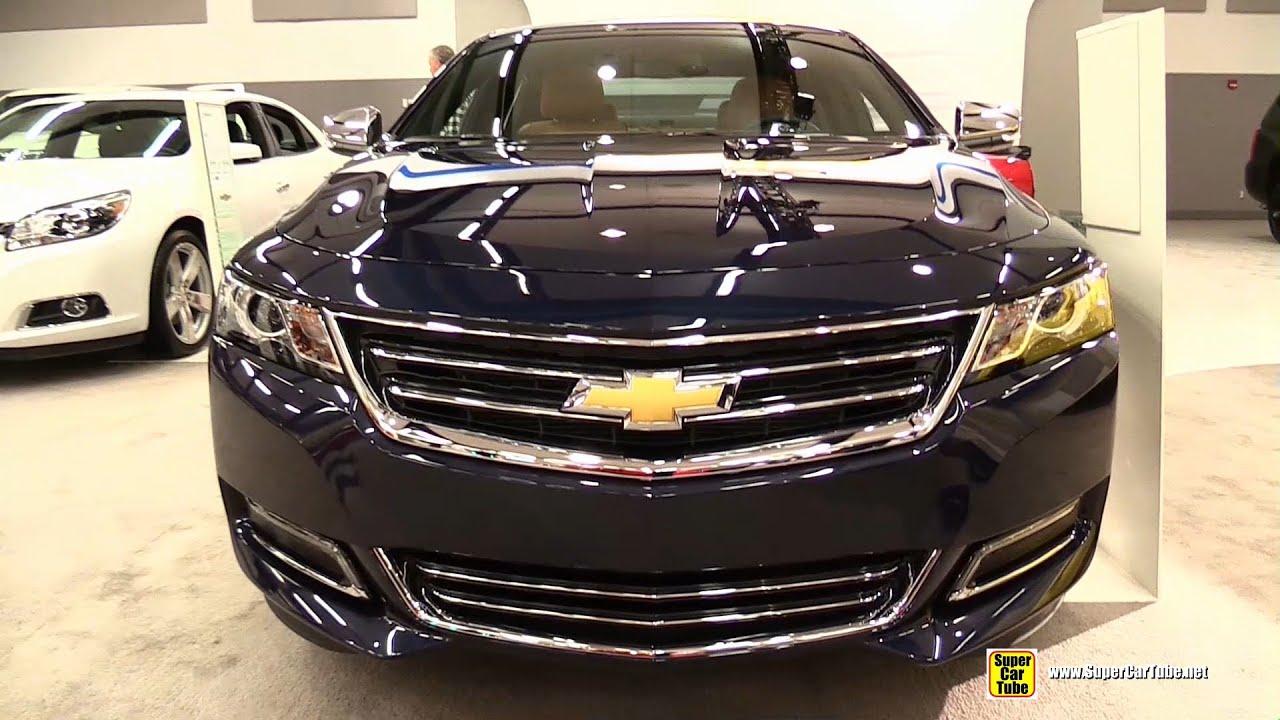 2015 chevrolet impala ltz exterior and interior walkaround 2015 ottawa gatineau auto show for Chevrolet impala 2015 interior
