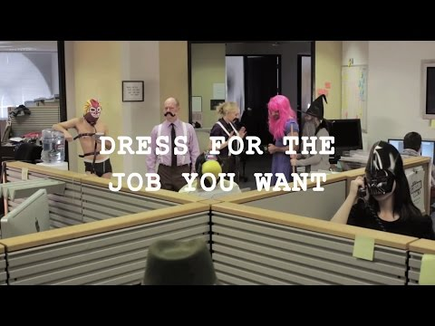 Dress for the Job You Want - Office Problem #94