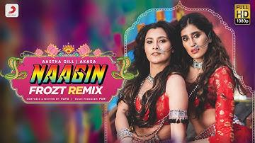 Naagin - Remix Video   AKASA & Aastha   Vayu   Puri   FROZT