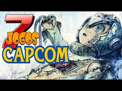 7 Jogos Abandonados Pela Capcom