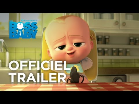The Boss Baby | Officiel trailer #2 | Danmark