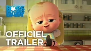 The Boss Baby   Officiel trailer #2   Danmark
