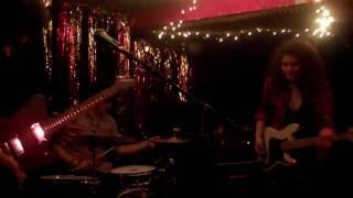 "PAPER CAT - ""Operation Desert Storm"" - Live 3.28.10 - Eric Slick, Julie Slick, Robbie Seahag Mangano"