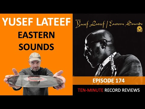 Review 174: Yusef Lateef - Eastern Sounds