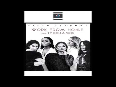 Fifth Harmony Work From Home Instrumental Cover Free Download