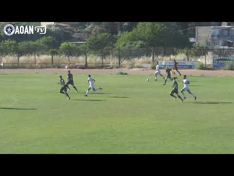 AOAN TV // Στιγμιότυπα από τον αγώνα ΑΕ Νεάπολης - ΑΟΑΝ 0-1 (23-5-2021)