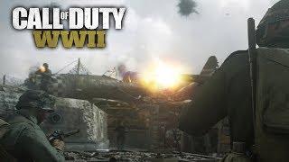 Call of Duty : World War II | Au coeur des tranchées en MME
