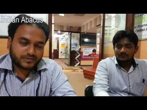 Indian Abacus tutor feedback - Gateway Public School Vaniyambadi
