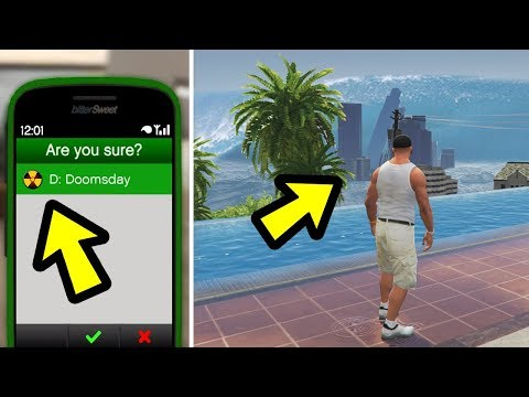 There's an Alternate Ending to GTA 5! (Easter Egg)