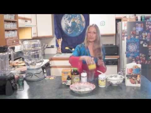 Hemp Coconut Spirulina Confection